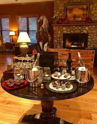 Wine & Cheese at The Bradley Boulder Inn