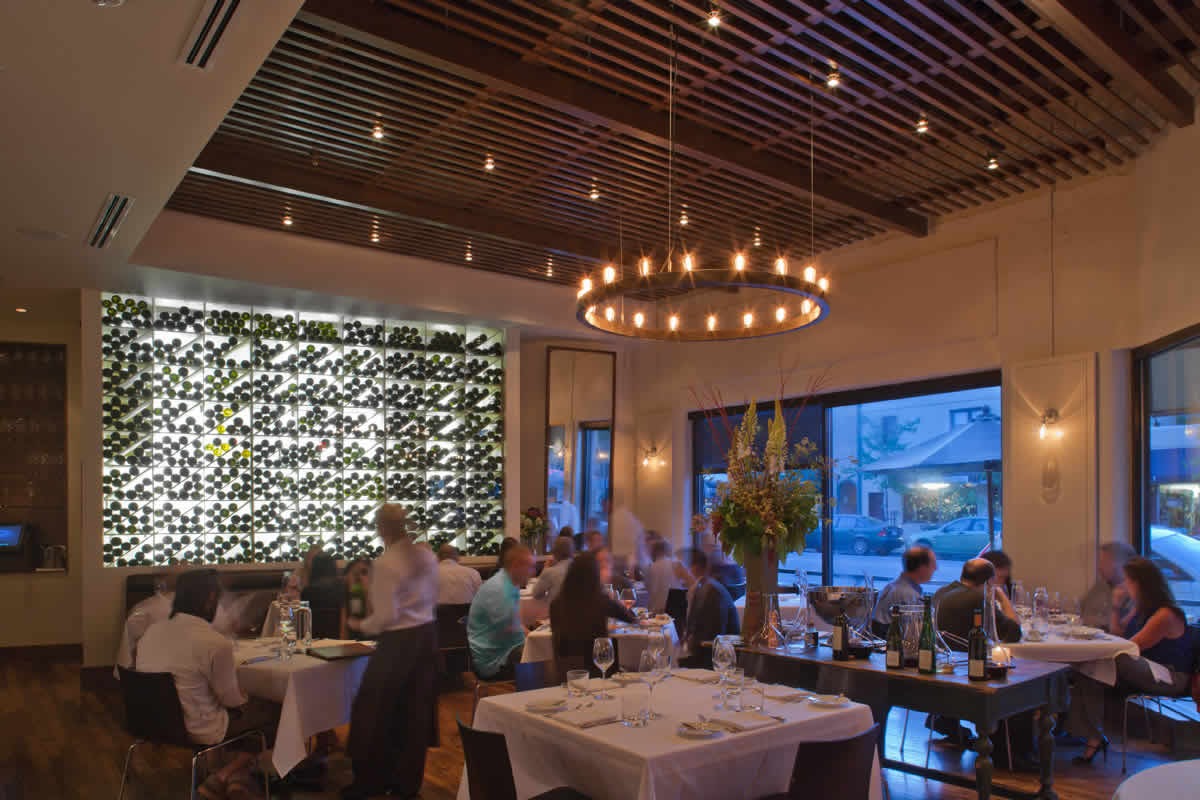 Frasca Private Dining Room