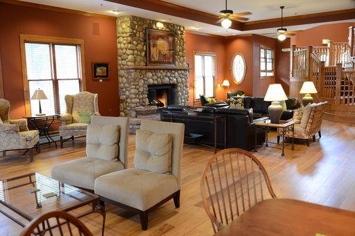 The Bradley Boulder Inn Great Room